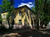 Samara, st Artemovskaya, house 52. Apartment house
