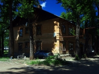 neighbour house: st. Pecherskaya, house 21. Apartment house