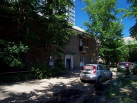 Samara, Pecherskaya st, house 24. Apartment house