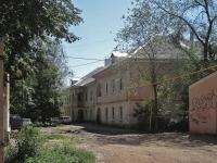 Samara, Pecherskaya st, house 42. Apartment house