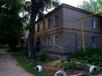 Samara, Pecherskaya st, house 59. Apartment house