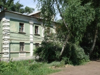 Samara, alley Planerny, house 1. Apartment house