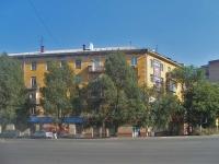 соседний дом: ул. Победы, дом 1. жилой дом с магазином