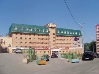 Samara, Pobedy st, house 4В. multi-purpose building