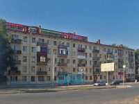 Samara, Pobedy st, house 6. Apartment house