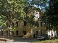 Samara, Pobedy st, house 13А. Apartment house