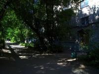Самара, улица Победы, дом 16А. жилой дом с магазином