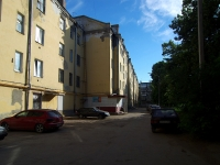 Samara, Pobedy st, house 96. Apartment house