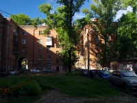 Samara, Pobedy st, house 97Б. Apartment house