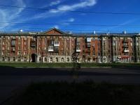 Samara, Pobedy st, house 99. Apartment house