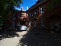 Samara, Pobedy st, house 134. Apartment house