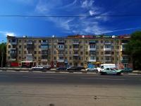 Самара, улица Победы, дом 4. многоквартирный дом