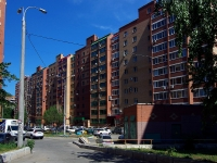 萨马拉市, Pobedy st, 房屋 4А. 公寓楼