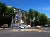 Samara, Pobedy st, house 8. Apartment house