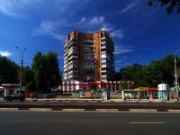 Самара, улица Победы, дом 8Г. жилой дом с магазином