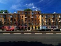 Самара, улица Победы, дом 10. многоквартирный дом