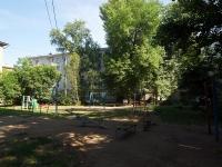 Самара, улица Победы, дом 12. многоквартирный дом