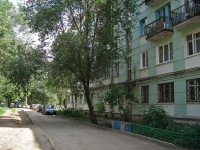Самара, улица Победы, дом 18. жилой дом с магазином