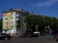 соседний дом: ул. Победы, дом 18. жилой дом с магазином