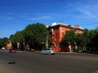 Самара, улица Победы, дом 69. многоквартирный дом