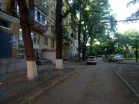 Samara, Pobedy st, house 80. Apartment house