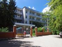 Самара, улица 3-й квартал (п. Мехзавод), дом 3. санаторий