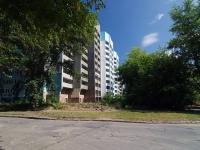 Самара, 3-й квартал, дом 8. строящееся здание