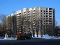 Samara,  3rd, house 8. building under construction