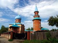 Samara, temple в честь иконы Казанской Божией Матери, 3rd , house 11
