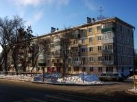 Samara,  4th, house 1. Apartment house