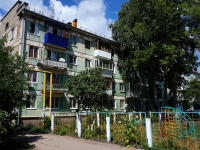 Samara,  4th, house 3. Apartment house