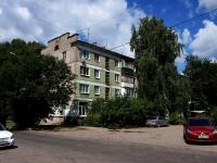 Samara,  4th, house 4. Apartment house