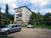 Samara,  6th, house 6. Apartment house