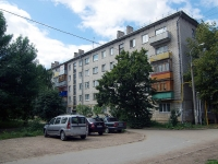 Samara,  6th, house 8. Apartment house