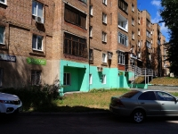 Samara,  7th, house 1. Apartment house