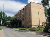 Samara,  7th, house 10. Apartment house