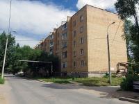 Самара, 7-й квартал, дом 10. многоквартирный дом