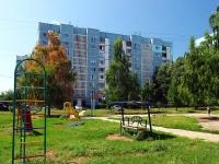 Samara,  16st, house 1. Apartment house