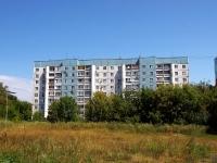 Samara,  16st, house 2. Apartment house