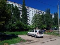 Samara,  16st, house 4. Apartment house