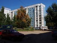 Samara,  16st, house 5. Apartment house