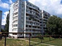 Самара, улица 16-й квартал (п. Мехзавод), дом 10. многоквартирный дом