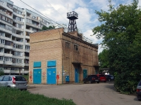 Samara,  16st. service building