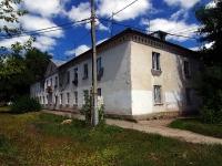 Самара, 2-й квартал, дом 36. многоквартирный дом