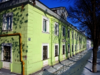 Самара, улица 2-й квартал (п. Мехзавод), дом 42. многоквартирный дом