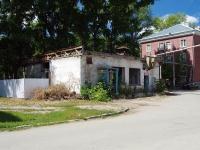 Самара, улица 2-й квартал (п. Мехзавод). неиспользуемое здание