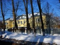 """Самара, улица 2-й квартал (п. Мехзавод), дом 10. детский дом специализированный дом ребенка """"Малютка"""""""