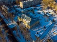 """Самара, улица 2-й квартал (п. Мехзавод), дом 10. Специализированный дом ребенка """"Малютка"""""""