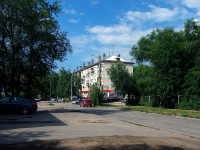 Самара, улица 12-й квартал (п. Мехзавод), дом 5. многоквартирный дом