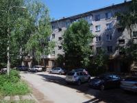 Samara, district 15th, house 4. Apartment house